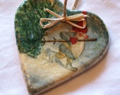 Choose from 5 designs - Christmas Tree Ornaments