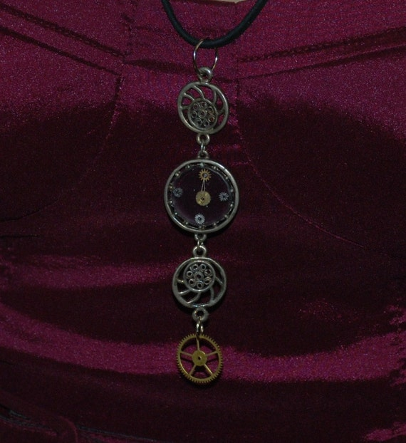 Victorian Inspired Steampunk Necklace