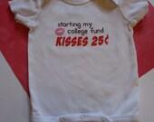 Starting My College Fund Baby Onesie