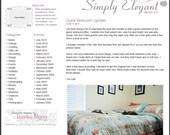 Simply Elegant 2.0 Pre-made WordPress Theme