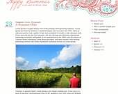 Hippy Summer Pre-made WordPress Theme