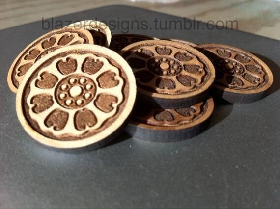 Order of the White Lotus Pai Sho Tile