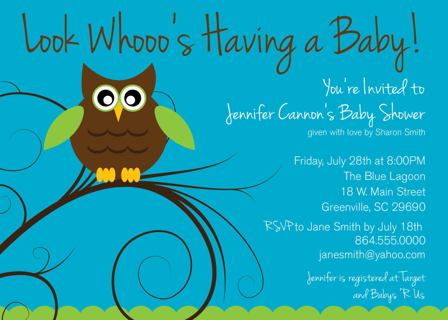 Gender Neutral Baby Shower Invitations is beautiful invitations example