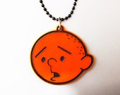 Karl Pilkington pendant