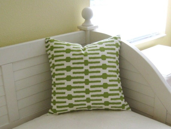 Annie Selke Links Pillow Cover