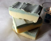 Grapefruit and Lemongrass soap with Shea Butter, great for the kitchen