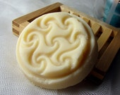 Pure Frankincense Bath Soap with Shea Butter, no colorants, ONLY ONE