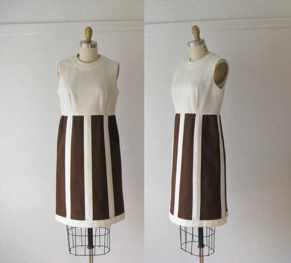 vintage 1960s dress // Cocoa and Cream