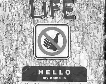 Pigeon Life: A Discomfort Guide to Hitchhiking and Recreational Homelessness zine