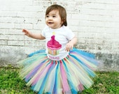 cupcake birthday onesie or shirt
