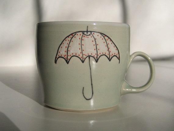 Umbrella  Mug- SALE