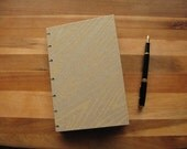 Wood Patterened Journal Sketchbook