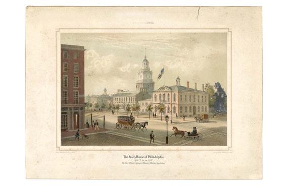 Philadelphia State House