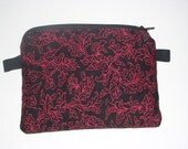 Reserved Mini notions zip pouch