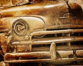 Vintage Plymouth Automobile - A Fine Art Photograph