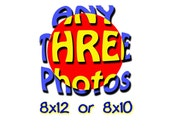 SPECIAL Any Three Photographs from any section in my shop, either 8x12 or 8x10 size
