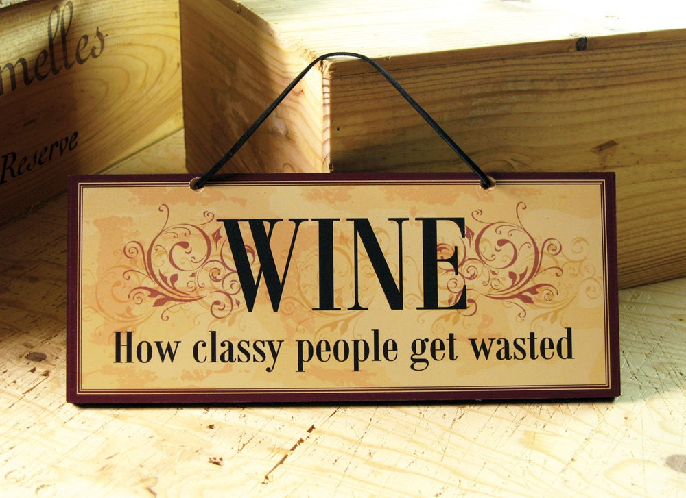Wine sayings wall decor : Unavailable listing on etsy