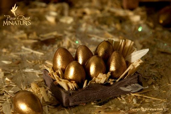 Crate of Golden Goose Eggs - WIZARD RANGE