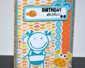 Summer Birthday Wishes Card