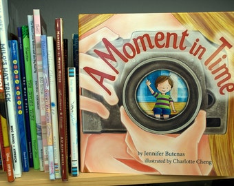 A Moment in Time -- Picture Book