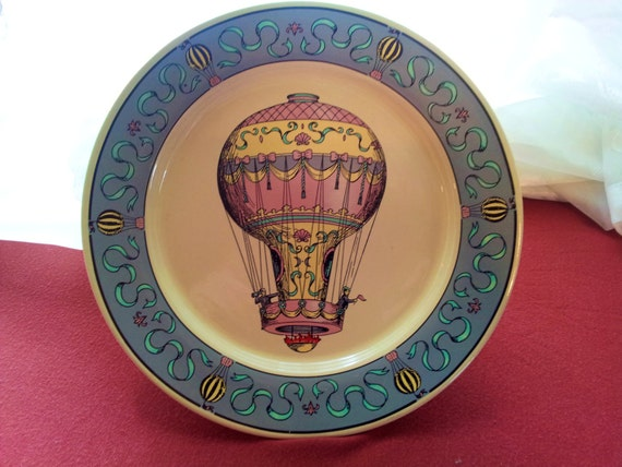 Lillian Vernon Plate Set By Dannylions On Etsy