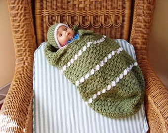 Baby Papooses, Cocoons Snuggle in the warmth