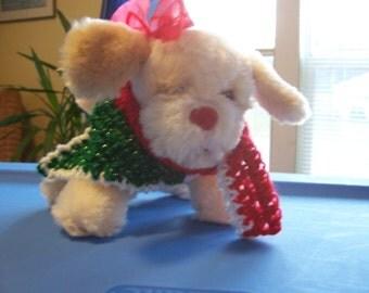 Dog Bandanas Festive Holiday