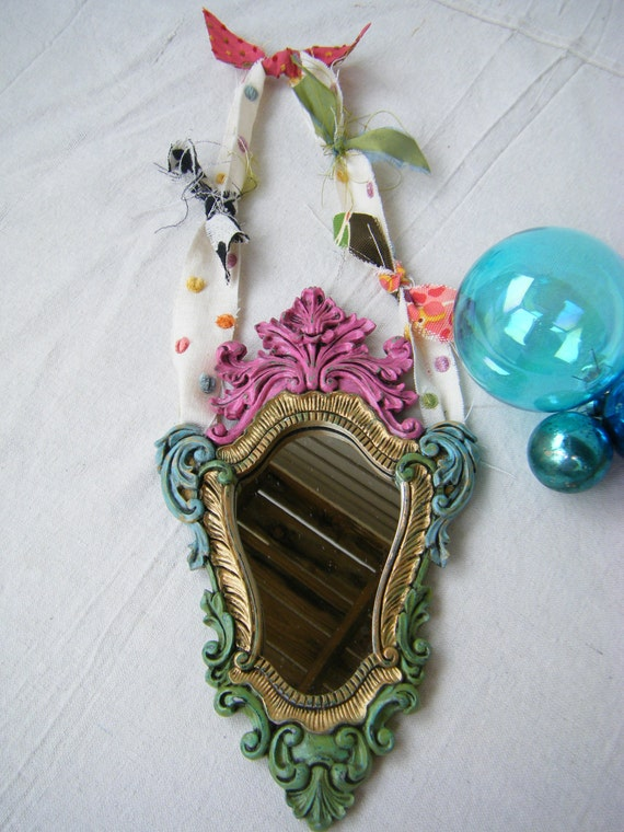 Gypsy Looking Glass