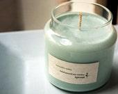 Honeydew Melon Soy Candle - 16 Ounce Apothecary Jar