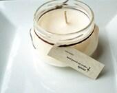 Rain Water Soy Candle - 11 Ounce Tureen Jar