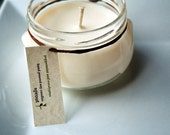 Peppermint and Eucalyptus Soy Candle - 11 Ounce Tureen Jar