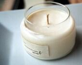 Macintosh Apple Soy Candle - 10 Ounce Apothecary Jar