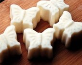 Rain Water Butterfly Soy Tarts : Pack of 5