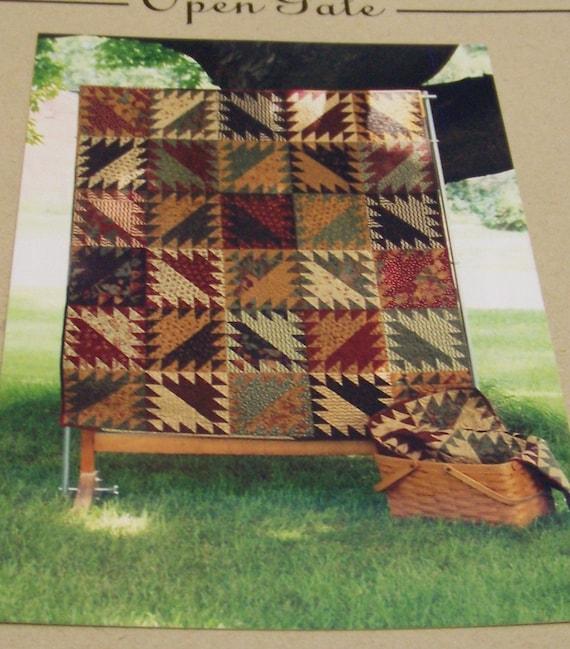 Quarter Scramble Quilt Pattern   Item 111  SALE