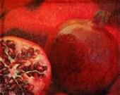 Renaissance Pomegranate A Signed Fine Art Print
