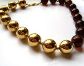 Vintage Napier Baubles Necklace
