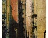 "TRESPASS - Fine art print - 16 x 20"" - Signed by the artist"