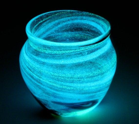 Glow Glass Jar