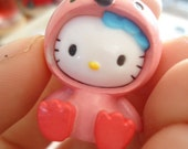 Hello Kitty flamingo Charm