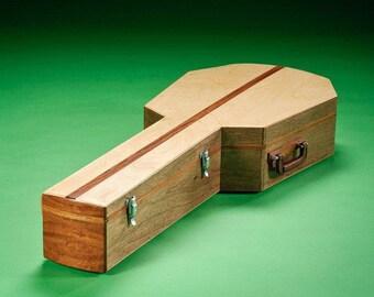 Fine Wooden Musical Instrument Cases