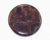 Green Opal pendant bead B5ST209