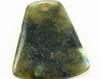 Labradorite pendant bead b7st339