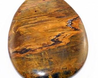 Piertersite pendant bead BAA1S9285