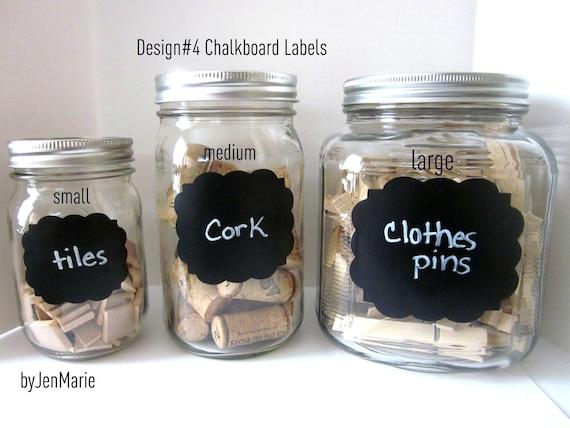 Design no.4 Chalkboard Label