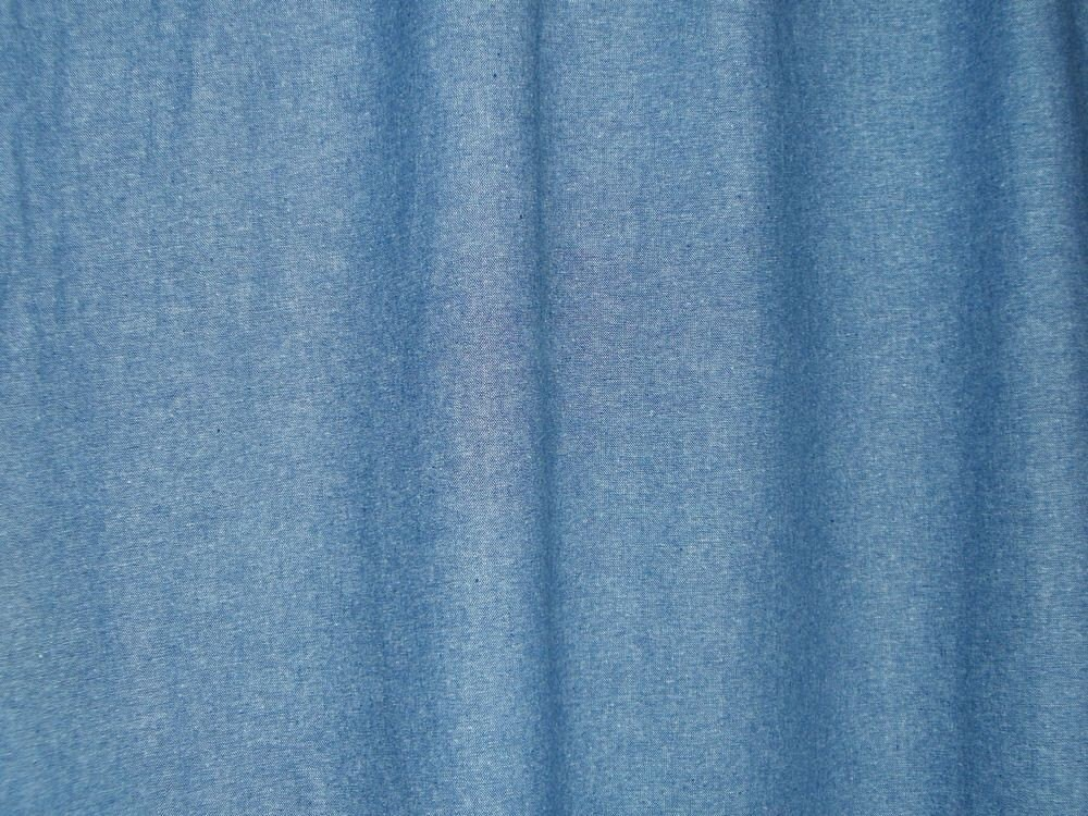 Reserved forkhmergal07 blue cotton chambray fabric2 for Chambray fabric
