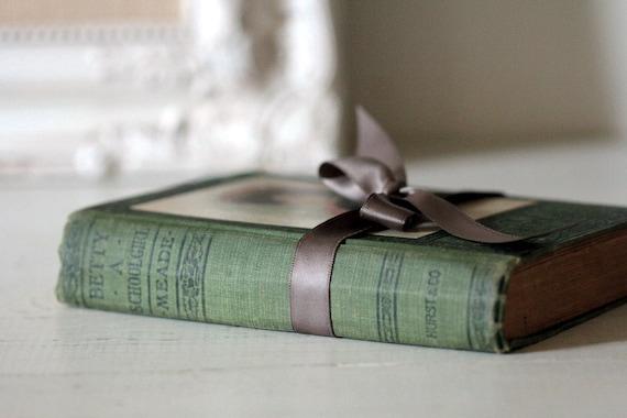 Vintage Book - Betty A Schoolgirl by Mrs. L.T. Meade