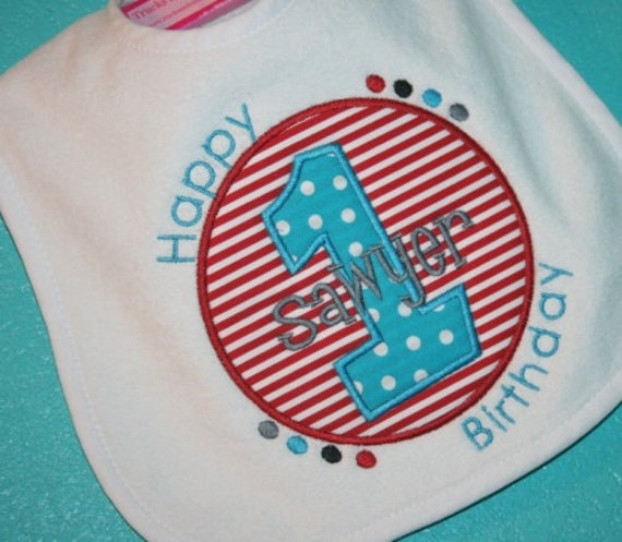 Birthday Numbers Circle Patch SET (numbers 1 - 8) INSTANT DOWNLOAD now available