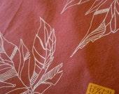 Graceful Leaf Dishtowel
