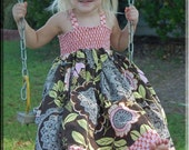 Beautiful Twirl Dress.sizes 12m to 5