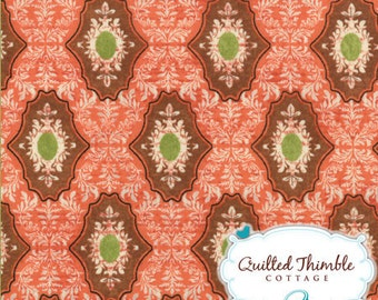 Heirloom in Pumpkin (30275-17) - Curio by BasicGrey - 1 Yard